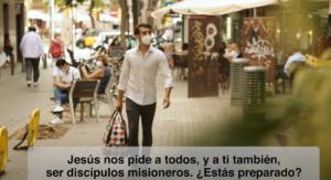 (Octubre) El video del Papa: Discípulos misioneros